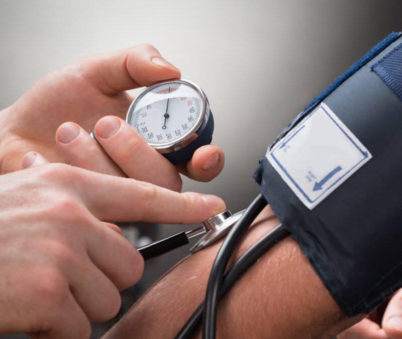 Hipertensão arterial (pressão alta)